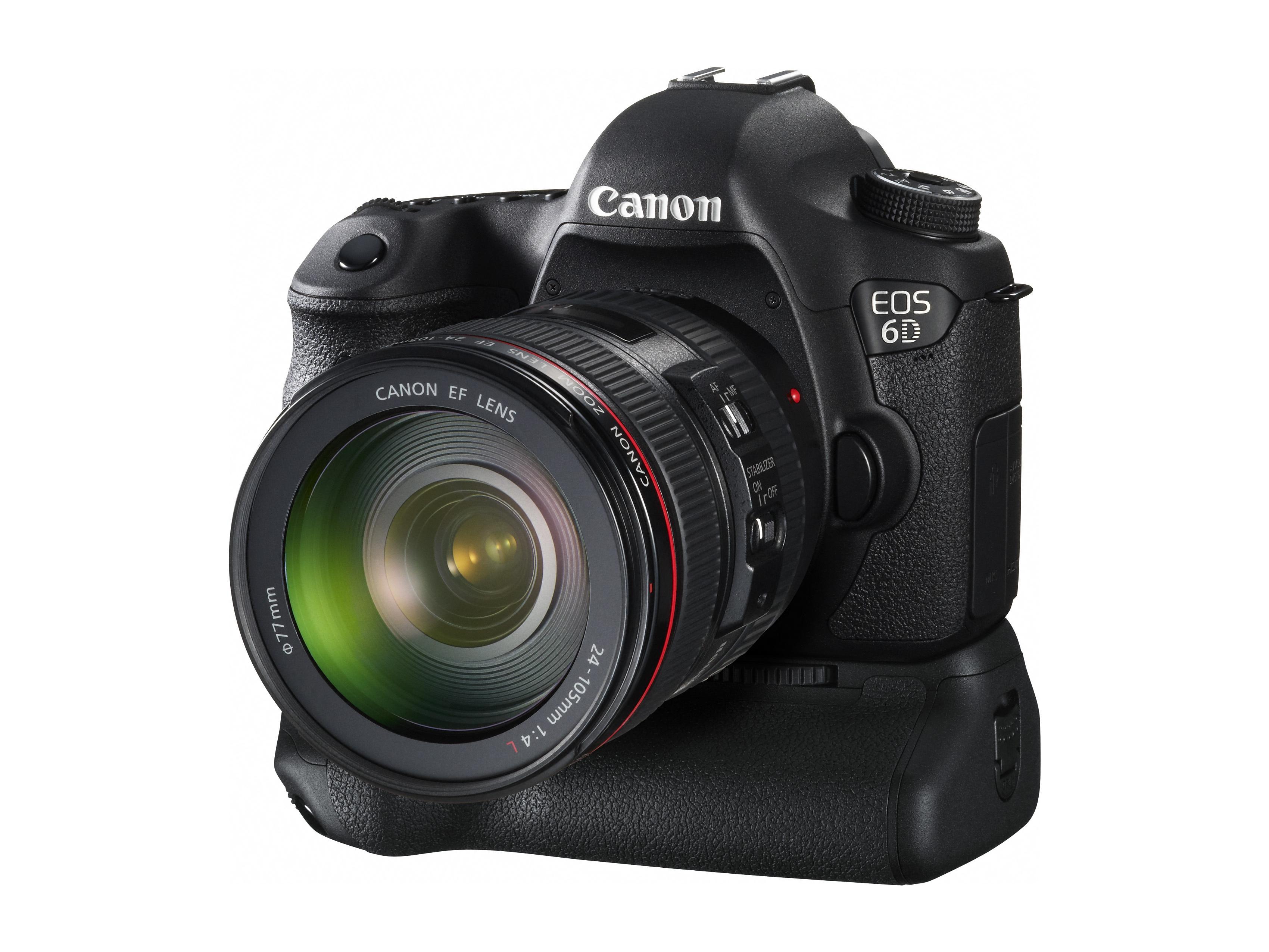 Canon EOS 6D formato profesional a costes accesibles | FOTOSTOCKER