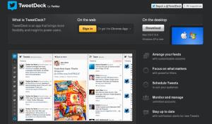 tweetdeck herramienta de gestion de perfiles en twitter