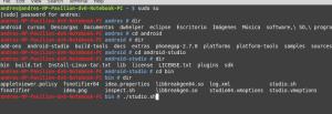 instalacion en linux de android studio
