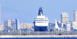 area de cruceros alicante