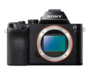 sony a7 full frame
