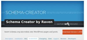 schema en wordpress plugin